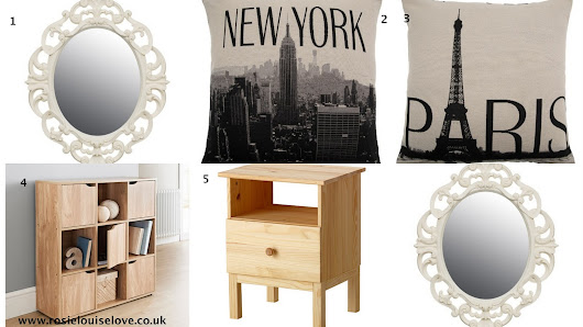 Home Decor Wishlist ♥