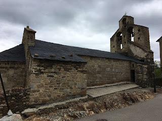 Guils de Cerdanya. Església de Sant Esteve