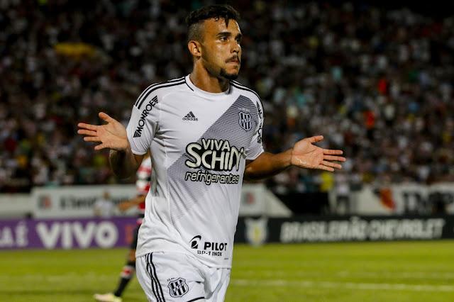 William Pottker não vai mais para o Corinthians (Foto: Divulgação)