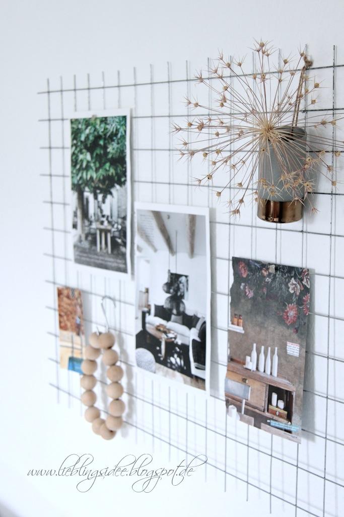 Lieblingsidee wohnzimmer update im april for Polaroid fotos deko