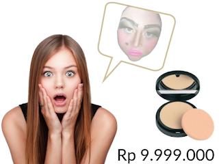 MLM Fake memjual produk yang tidak recomended namun dengan harga mahal