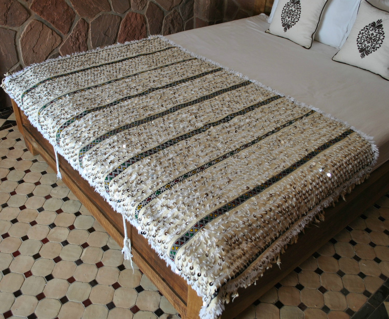 Beyond Marrakech Moroccan Wedding Blankets