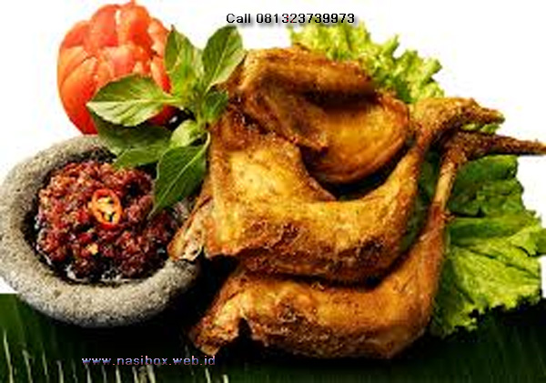 Resep ayam goreng bumbu kuning nasi box walini ciwidey