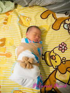絲襪綁寶寶