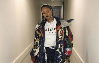 Rihanna se comprometió en secreto con su multimillonario novio saudita