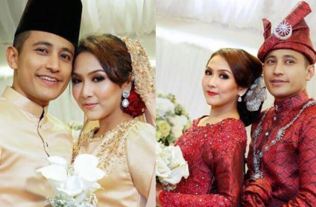 Shah Iskandar & Siti Sarah