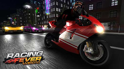 Racing Fever: Moto Apk + Mod Money for Android Offline
