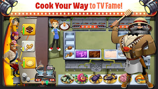 Game Cooking Dash Screenshot