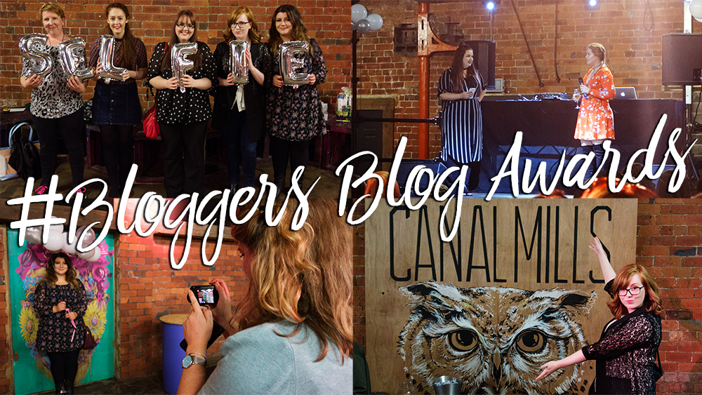 Alice Red: Blogger's Blog Awards Vlog