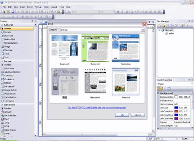 Wysiwyg web builder manual pdf