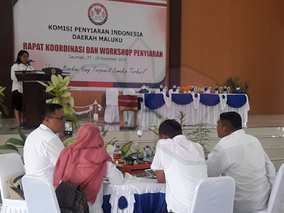 Mutiara Utama Ajak Masyarakat Sadar Peran Strategis Penyiaran di Maluku