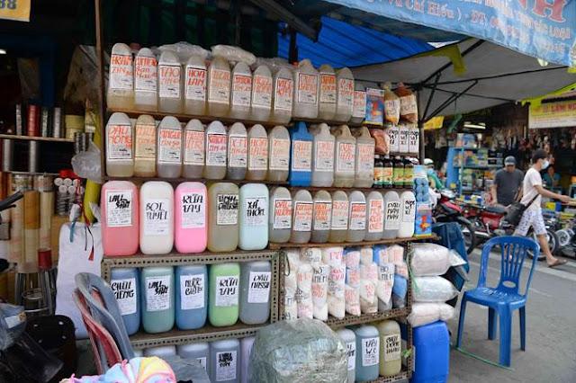 Mỗi ngày Việt Nam chi gần 87 tỉ đồng mua hóa chất từ Trung Quốc
