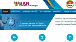 Bagi Anda yang ingin daftar CPNS tahun  Terbaru  Penyebab Website SSCN BKN Sulit Diakses Dan Solusi Mengatasinya
