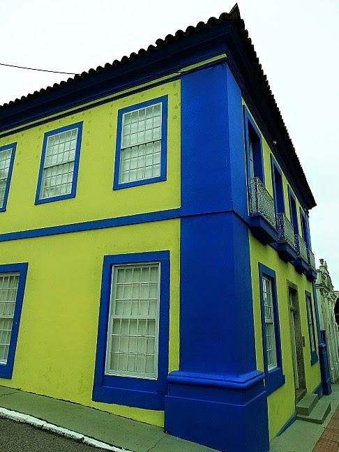 Casa de Cultura de São José: Prédio construído em 1859