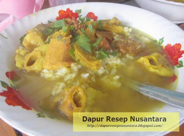 Resep Soto Daging Madura Asli