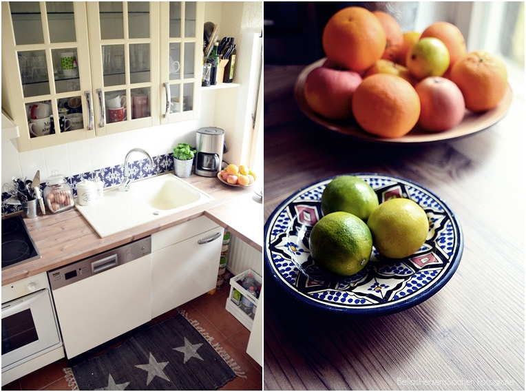 IKEA Küche weiß Interior Blog Bellas.Herzenssachen
