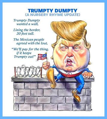 Trumpty Dumpry - A Nursery Rhyme