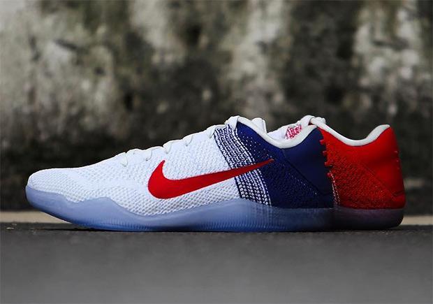Nike Kobe 11 Elite Will Have Team Usa Colorway Analykix