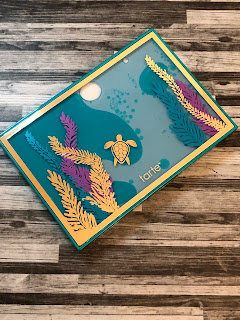 Tarte high Tides & Good Vibes Palette (Review and Swatches)