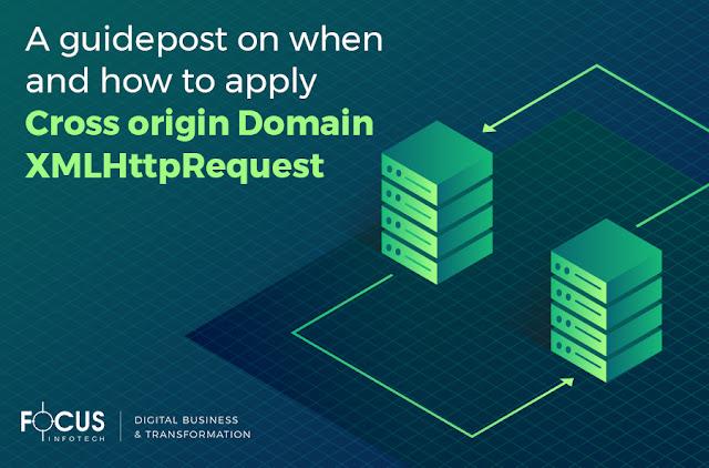 Cross Origin Domain XMLHttpRequest