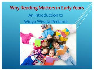 mengapa membaca buku perlu diperkenalkan pada anak sejak dini?