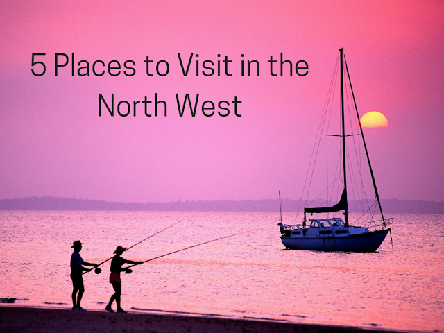 5 Places to visit in the North West Liverpool Chester Blackpool Knowsley