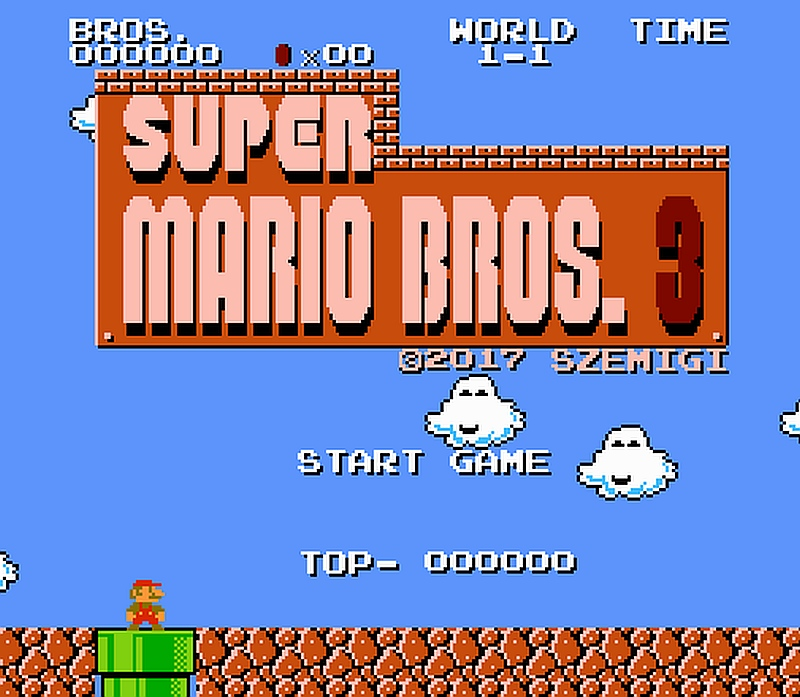 Super Mario Bros 3 The Forgotten Worlds Indie Retro News
