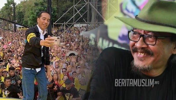 Sudjiwo Tedjo Sarankan Tak Terlalu Percaya Dukungan Alumni UI kepada Jokowi