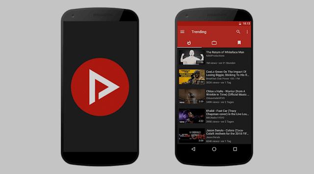 مع التحديث الجديد لتطبيق NewPipe إمسح تطبيق اليوتوب الرسمي واستمتع بمقاطع فيديو اليوتوب بدون ظهور الإعلانات المزعجة