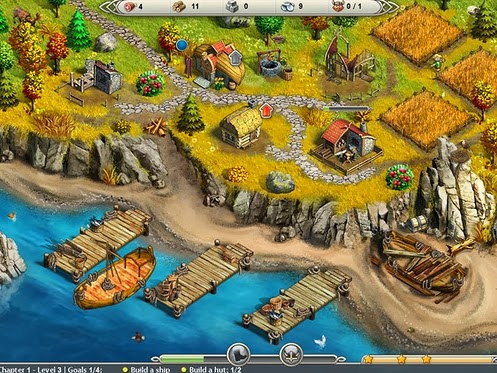 Gameplay Viking Saga 2 New World