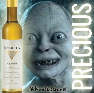 Gollum and his precious Inniskillin