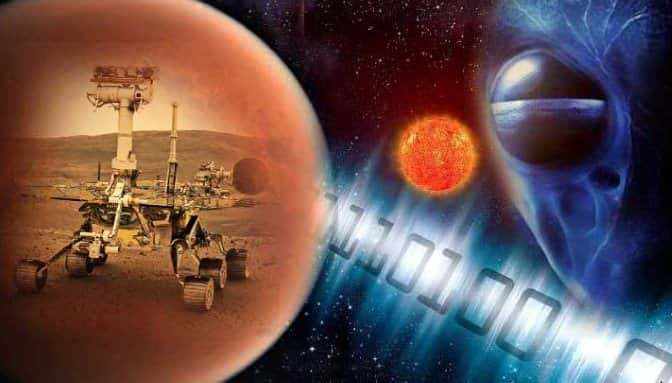 Η NASA Έλαβε Μυστηριώδες Σήμα από τον Πλανήτη Άρη