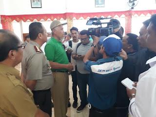 Pemerintah Kota Padang Lakukan Evaluasi dan Koordinasi Dengan Masyarakat