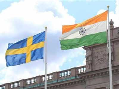 Sweden and India signed two MoUs