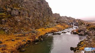 Le parc national de Þingvellir