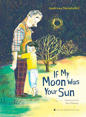 If My Moon Was Your Sun. It is a great read for anyone, child or adult, who is struggling with a loved one's memory failing them. If My Moon Was Your Sun reminds us to cherish the time we do have while knowing we'll always have deep rooted memories that will not be forgotten. #childrenslit #books #booknerd