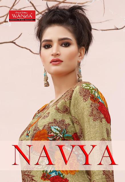 Wanna navya Rayon casual wear kurtis catalog wholesaler
