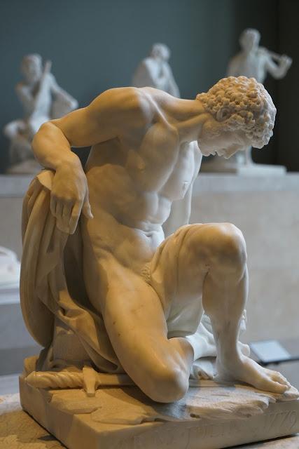 Dying Gladiator