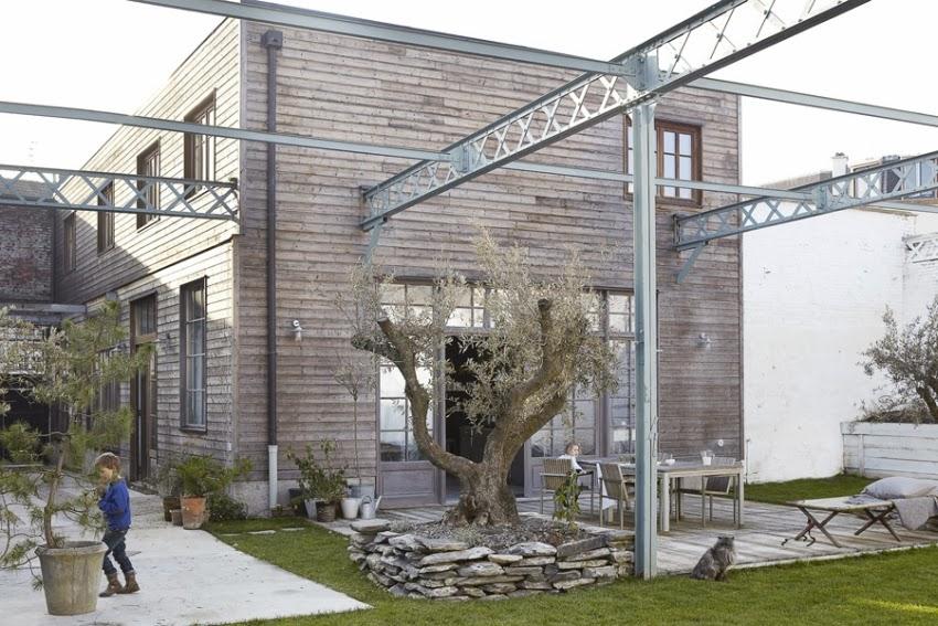 Loft ze skandynawską duszą, wystrój wnętrz, wnętrza, urządzanie domu, dekoracje wnętrz, aranżacja wnętrz, inspiracje wnętrz,interior design , dom i wnętrze, aranżacja mieszkania, modne wnętrza, loft, styl loftowy, styl industrialny, styl skandynawski,