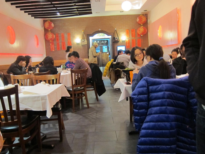 Our Destination Hunan Kitchen Grand Sichuan Were Some