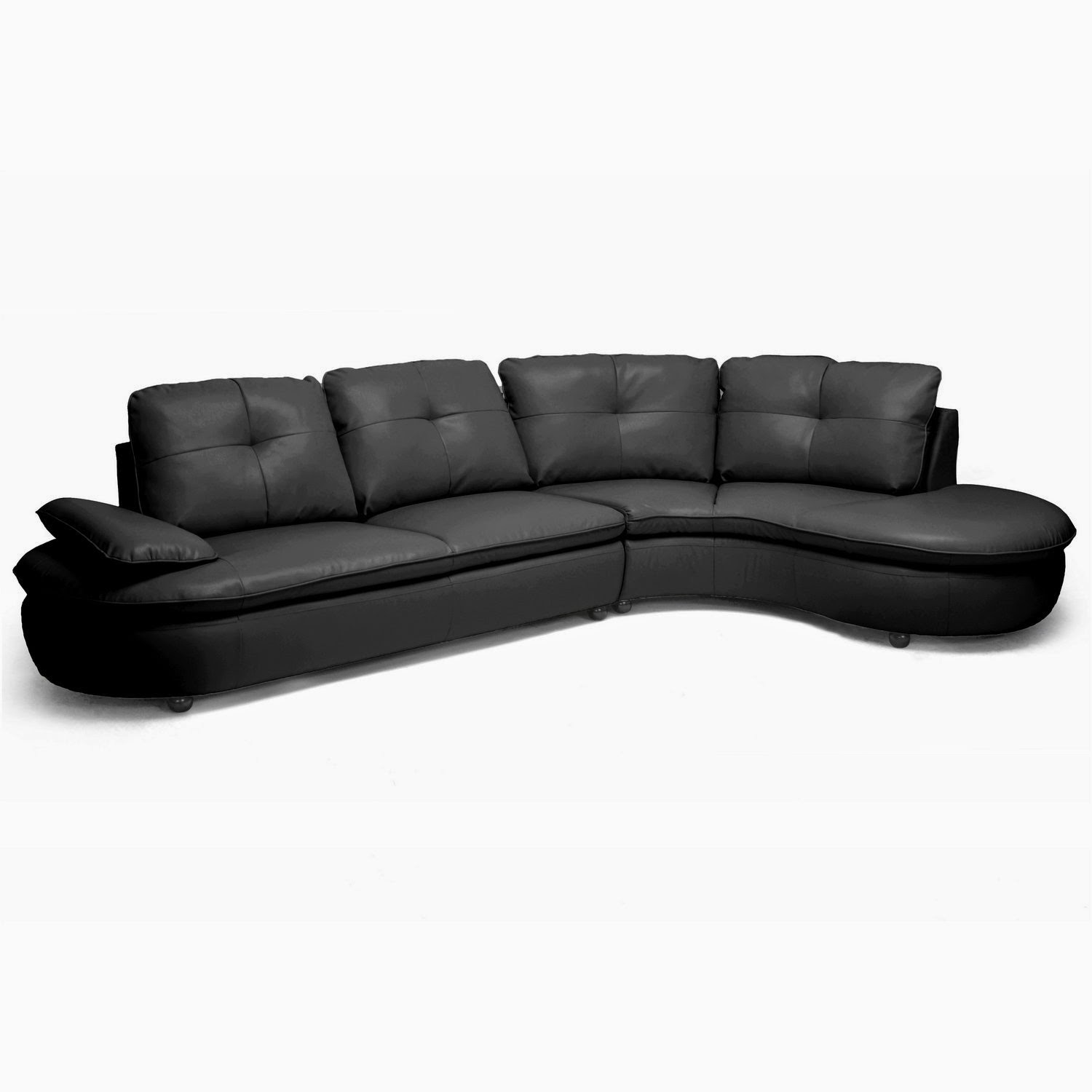 Modern Curved Sofa For Sales: Curved Contemporary Sofa