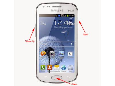 hard reset Samsung galaxy duos i9082