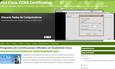 Blog de Redes Cisco CCNA Certification
