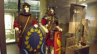Roman Soldiers Newcastle