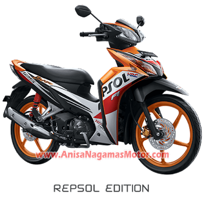 Blade Repsol  2018 Anisa Naga Mas Motor Klaten Dealer Asli Resmi Astra Honda Motor Klaten Boyolali Solo Jogja Wonogiri Sragen Karanganyar Magelang Jawa Tengah.