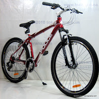 B 26 Inch Element Police 911 Montreal Mountain Bike