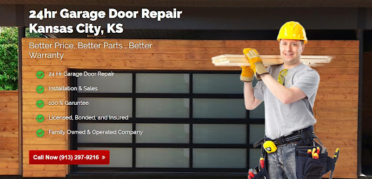 First Class Garage Door Kansas City, KS also offers the best insulation installation service in town