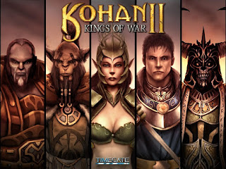 Download Game Kohan 2 - Kings Of War PC Games Full Version ISO For PC | Murnia Games
