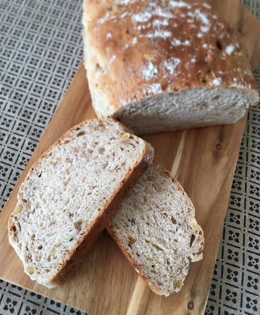 Walnuss-Trüffel-Brot