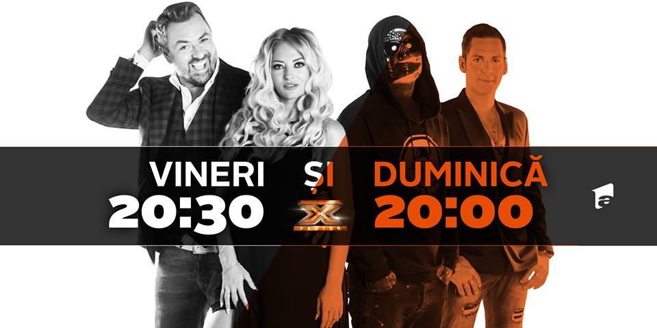 X Factor Sezonul 6 Episodul 14 Online 25 Noiembrie 2016 Runvideo